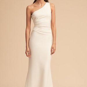 Katie May Gwyneth Dress - White, Size 2